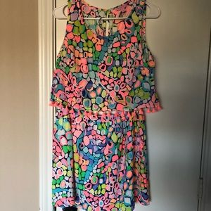 Lilly Pulitzer Two Piece Set Size 6